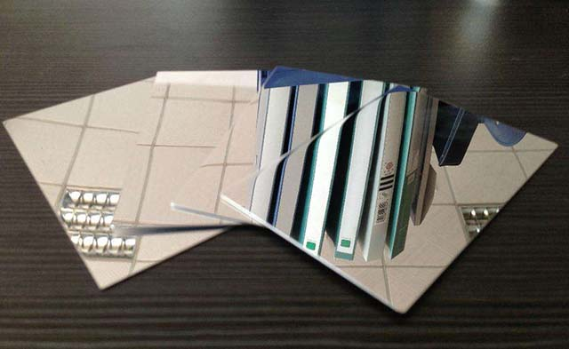 Polished Mirror Aluminum Sheet