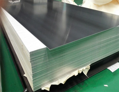 Quenched Tensile Aluminum Sheet