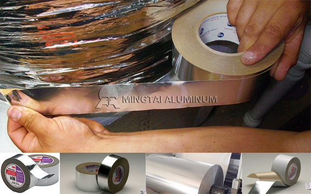Mingtai 1235 Aluminum Foil for Tape in South Korea Market